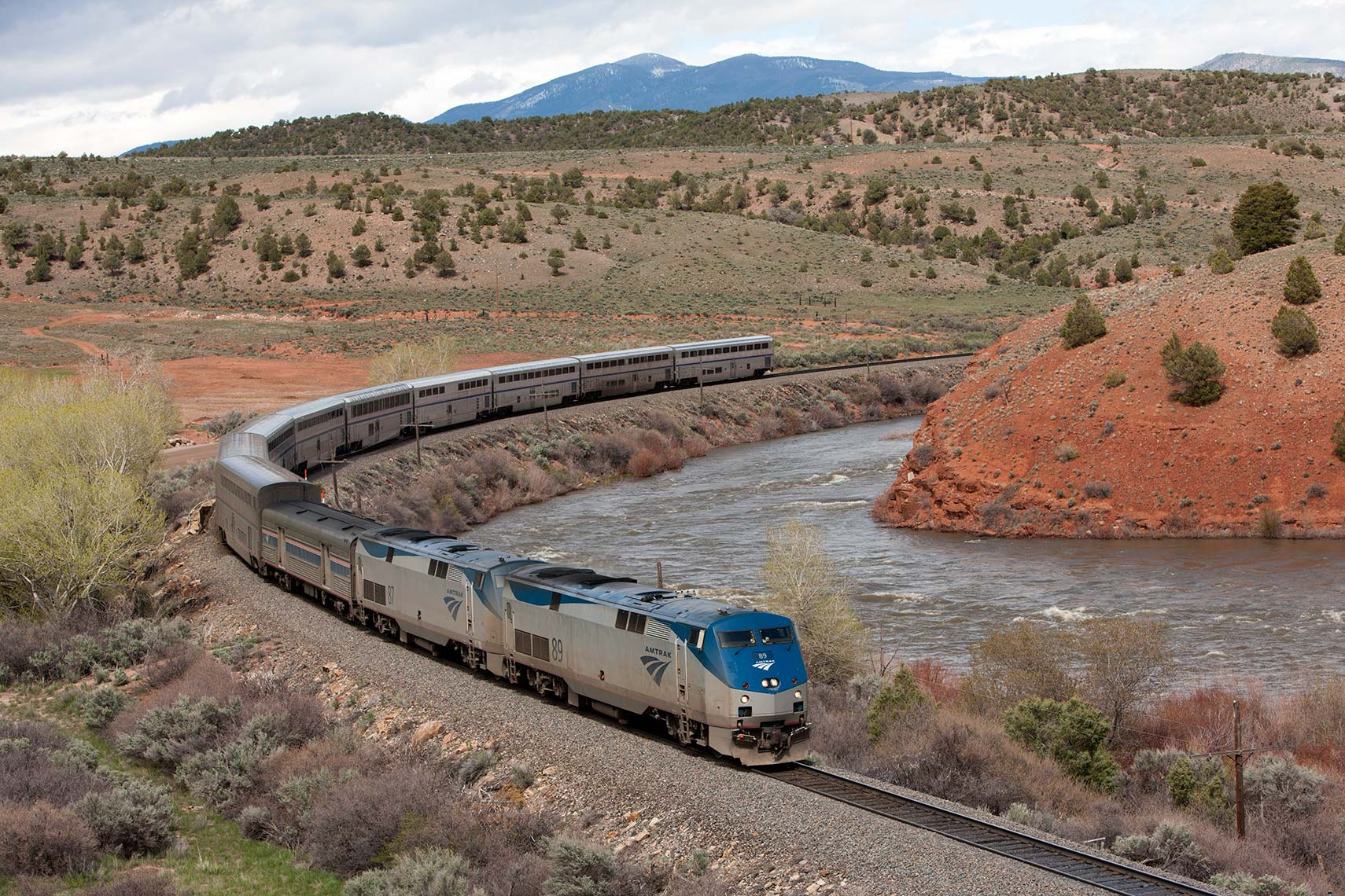 Amtrak Colorado